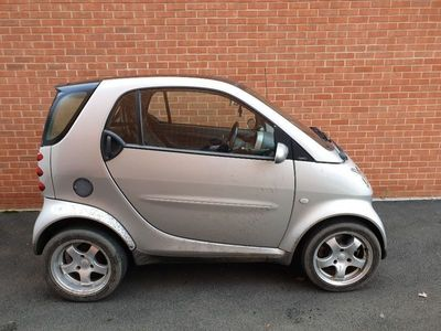 used Smart ForTwo Coupé 0.7 City Passion 3dr