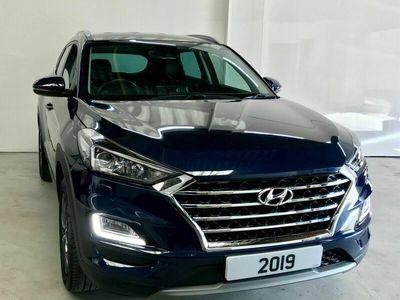 used Hyundai Tucson 1.6 GDi Premium (s/s) 5dr
