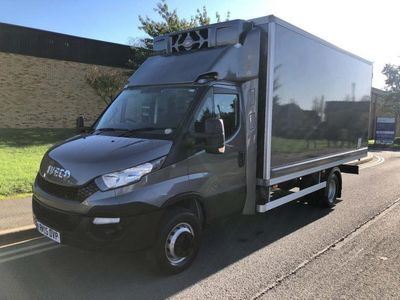 used Iveco Daily 70C17 FRIDGE BOX WITH OVERNIGHT PLUG