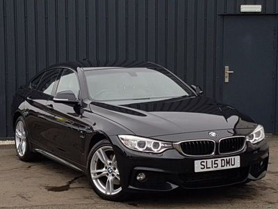 used BMW 430 4 Series d xDrive M Sport 5dr Auto [Professional Media]