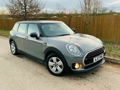 used Mini Cooper Clubman 1.5 5d 134 BHP S/H-LOW MILLAGE-3 MONTHS WARRANTY