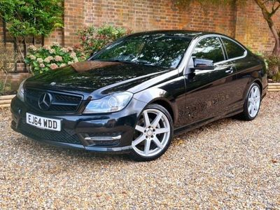 used Mercedes C250 C ClassCDI AMG Sport Edition 2dr Auto
