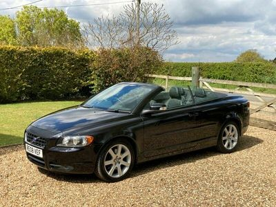 used Volvo C70 2.4 D5 SE Geartronic 2dr