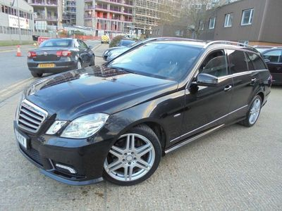 used Mercedes E200 E Class 1.8BlueEFFICIENCY Sport 5dr