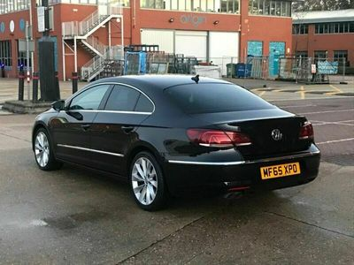 used VW CC 2.0 TDI BlueMotion Tech GT (s/s) 4dr