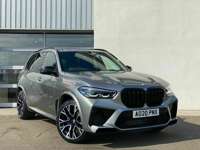 used BMW X5 M X5 xDriveCompetition 5dr Step Auto