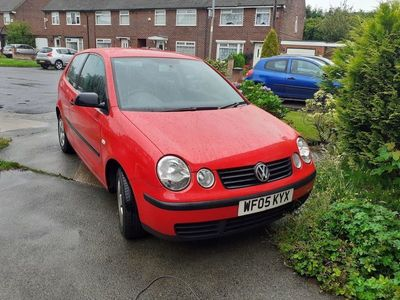 used VW Polo 1.4 S 3dr (a/c)