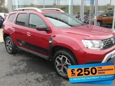 used Dacia Duster 5Dr 1.3 TCe 130 Techroad 4x2
