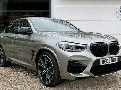 used BMW X4 X4 M xDriveM Competition 5dr Step Auto suv 2019