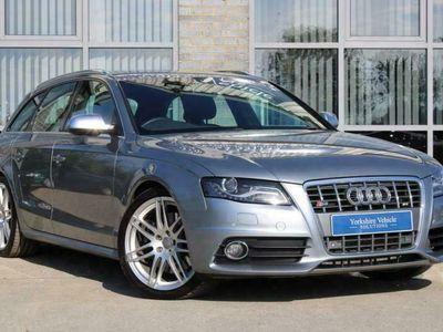 used Audi S4 3.0 TFSI V6 S Tronic quattro 5dr