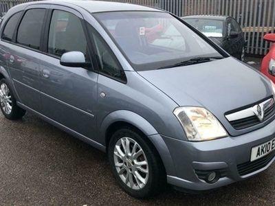 used Vauxhall Meriva ACTIVE PLUS CDTI **LOW MILEAGE **