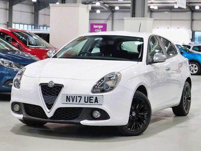 used Alfa Romeo Giulietta Diesel Hatchback 1.6 JTDM-2 120 Super 5dr