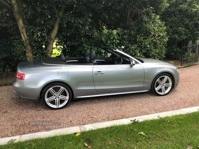 used Audi A5 Cabriolet S LINE TDI
