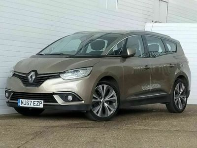 used Renault Grand Scénic 1.5 DYNAMIQUE NAV DCI 5d 109 BHP