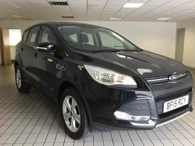 used Ford Kuga 1.5 EcoBoost Zetec 5 door 2WD Estate 2015