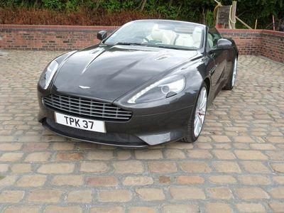 used Aston Martin Virage 6.0 V12 Volante Touchtronic 2dr