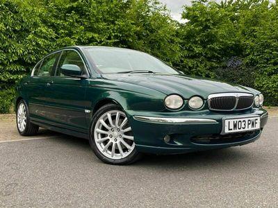 used Jaguar X-type 2.1 Classic 4dr