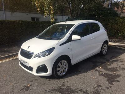 used Peugeot 108 1.0 Active 3dr