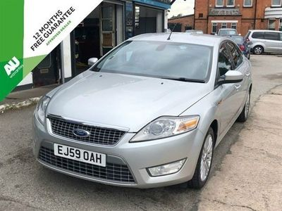 used Ford Mondeo 2.2 TDCi Titanium X 5-Door
