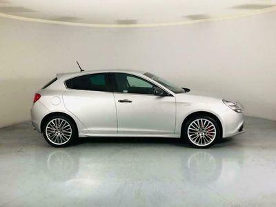 used Alfa Romeo Giulietta 2.0 JTDM-2 QV LINE 5d 150 BHP - SAT NAV. PART LEAT diesel hatchback