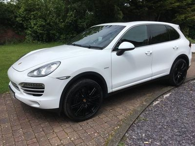 used Porsche Cayenne 3.0 TD V6 Platinum Edition Tiptronic S AWD (s/s) 5dr