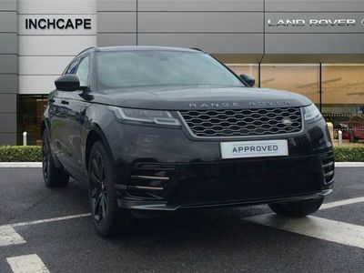 used Land Rover Range Rover Velar 2.0 P250 R-Dynamic Hse 5Dr Auto