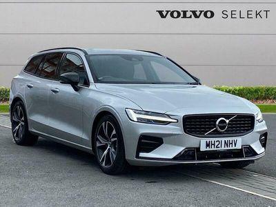 used Volvo V60 2.0 B4P R Design 5Dr Auto sportswagon
