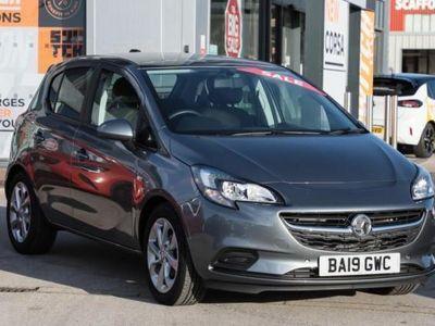 used Vauxhall Corsa hatchback