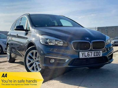 used BMW 218 Gran Tourer 2 Series 1.5 i Luxury Auto (s/s) 5dr NAV LEATHER 1OWNER