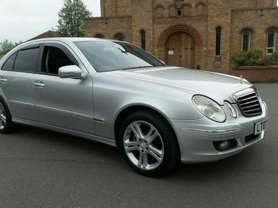 used Mercedes E280  E Class 3.0AVANTGARDE 4d 228 BHP 4-Door NATION WIDE DELIVERY
