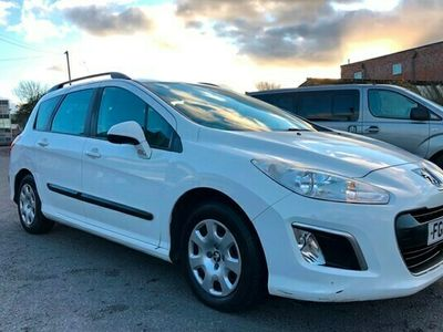 used Peugeot 308 SW 1.6 HDi (92bhp) Access 5d