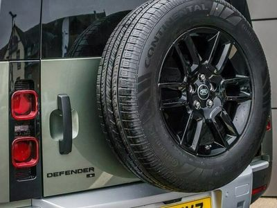 used Land Rover Defender NewD200