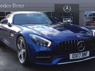 used Mercedes AMG GT Gt 476 Premium 2Dr Auto