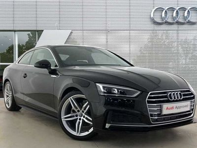 used Audi A5 Tfsi s line 2DR