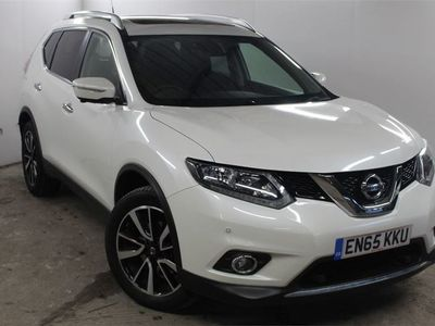 used Nissan X-Trail 1.6 dCi N-Tec 5dr Xtronic [7 Seat] Station Wagon