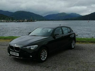 used BMW 116 1 Series 1.6 d ED EfficientDynamics Sports Hatch (s/s) 5dr