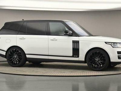 used Land Rover Range Rover 4.4 SDV8 Autobiography LWB 4dr Auto
