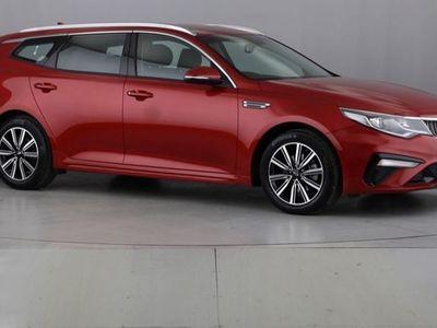 used Kia Optima 1.6 CRDi 2 Sportswagon 5dr Diesel (s/s) (134 bhp) Estate 2019