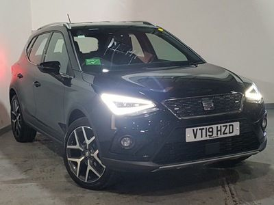 used Seat Arona 1.0 Tsi 115 Xcellence Lux [Ez] 5Dr Dsg