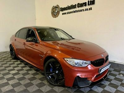 used BMW M3 3 SERIES 3.04DR SEMI AUTOMATIC