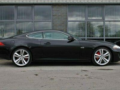 used Jaguar XK Coupe 5.0 V8 Portfolio 2d Auto