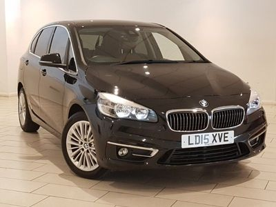 used BMW 218 2 Series d Luxury 5dr Step Auto 2.0