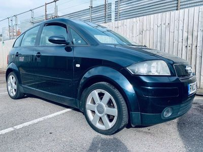 used Audi A2 1.6 FSI SE 5dr