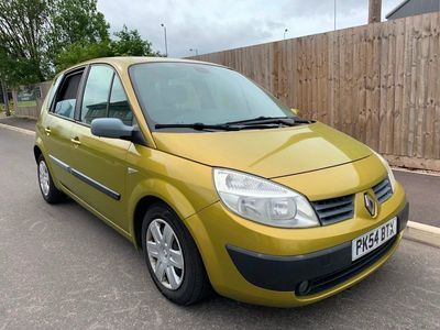 used Renault Mégane Scenic 1.6 VVT Expression 5dr Auto