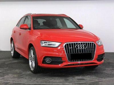 used Audi Q3 2.0 TDI S line Plus S Tronic quattro 5dr Semi Auto