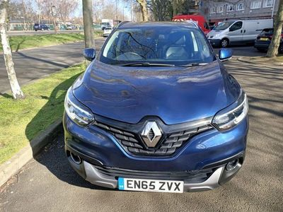 used Renault Kadjar 1.5 dCi Dynamique S Nav (s/s) 5dr