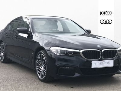 used BMW 530 5 Series e M Sport 4dr Auto 2.0