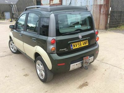 used Fiat Panda Cross 1.3 MultiJet 16v 4x4 5dr