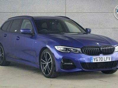 used BMW 330 3 Series d M Sport Touring 3.0 5dr