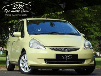 used Honda Jazz 1.3 DSI SE 5d 82 BHP APPLY FOR FINANCE ON OUR WEBSITE